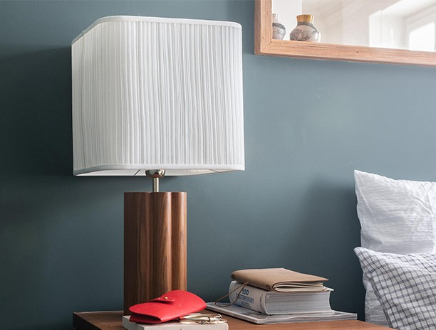 Our iconic Gioia Table Lamp