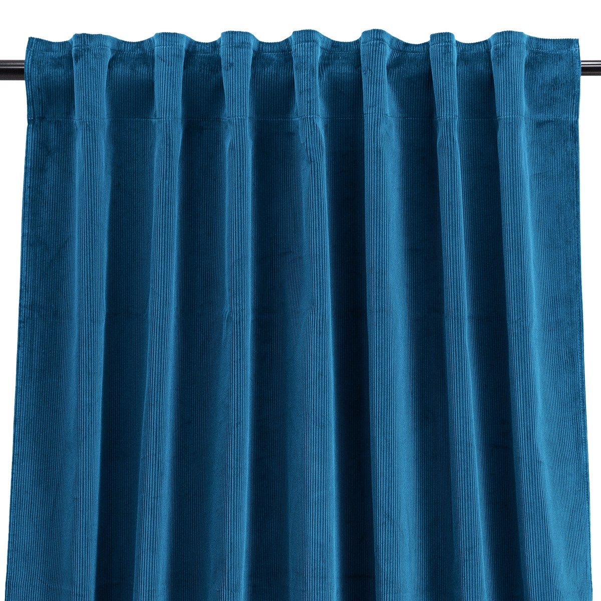 Palazzo Curtain, Blue