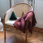 Divino Cushion, Fir Green Velvet