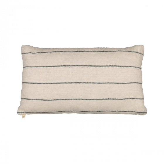 Arezzo Cushion, Striped Pattern