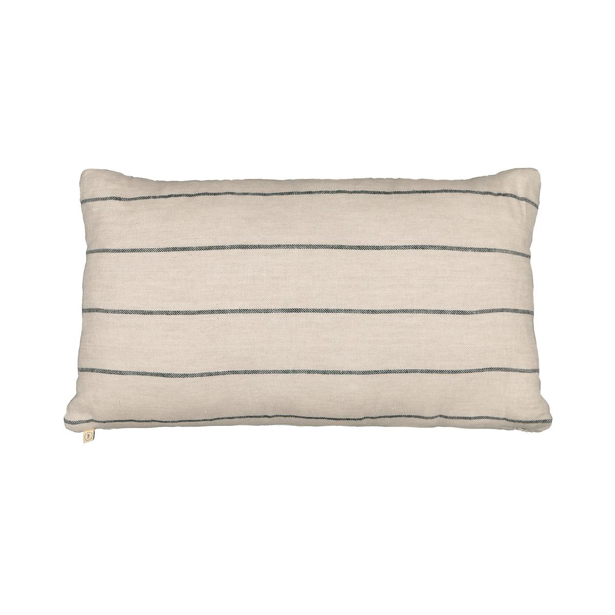 Arezzo Cushion, Striped Pattern