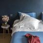 Como Duvet Cover, Blue