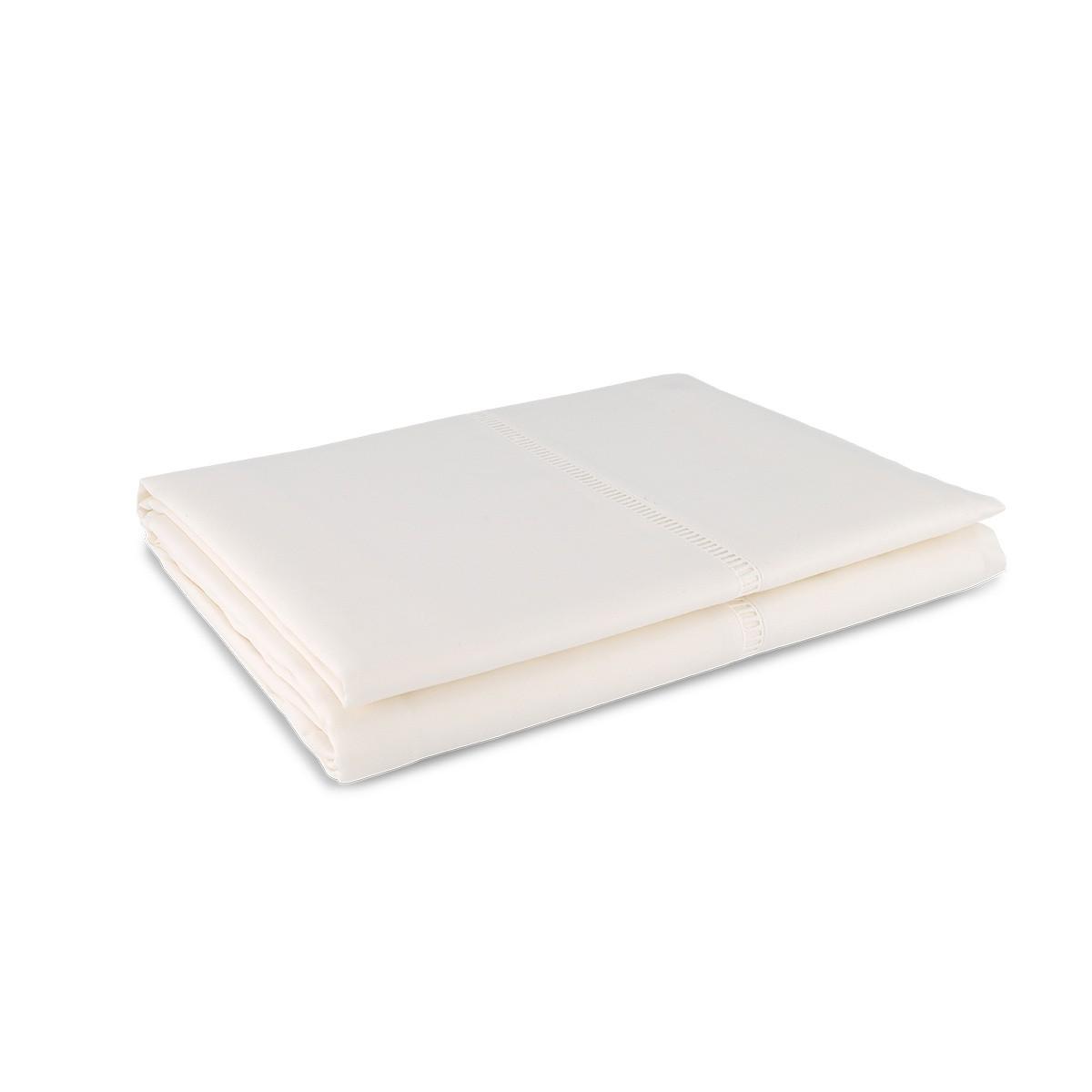 Venezia Duvet Cover, Cream White