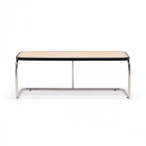 Panchina Bench, Black Frame