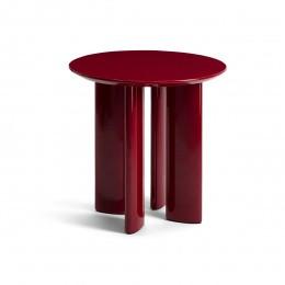 Carlotta Red Side Table