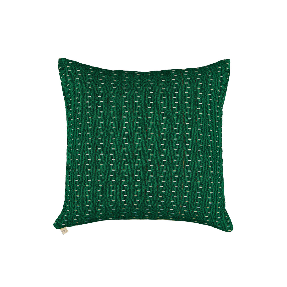 Viaggio Cushion Green print