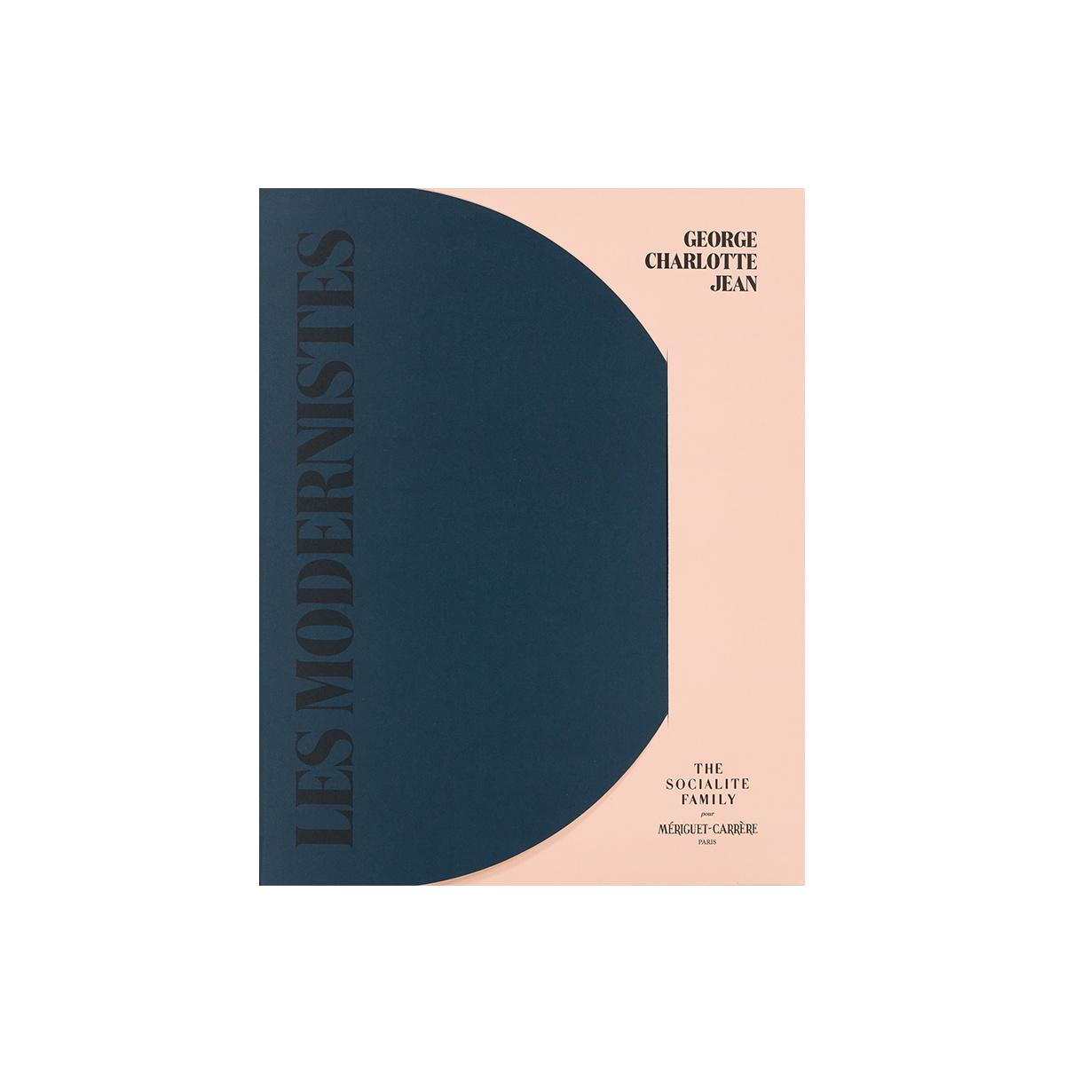 Modernists paint colour chart - 3 colours