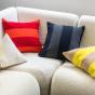 Viaggio Cushion Blue Kvadrat / Raf Simons