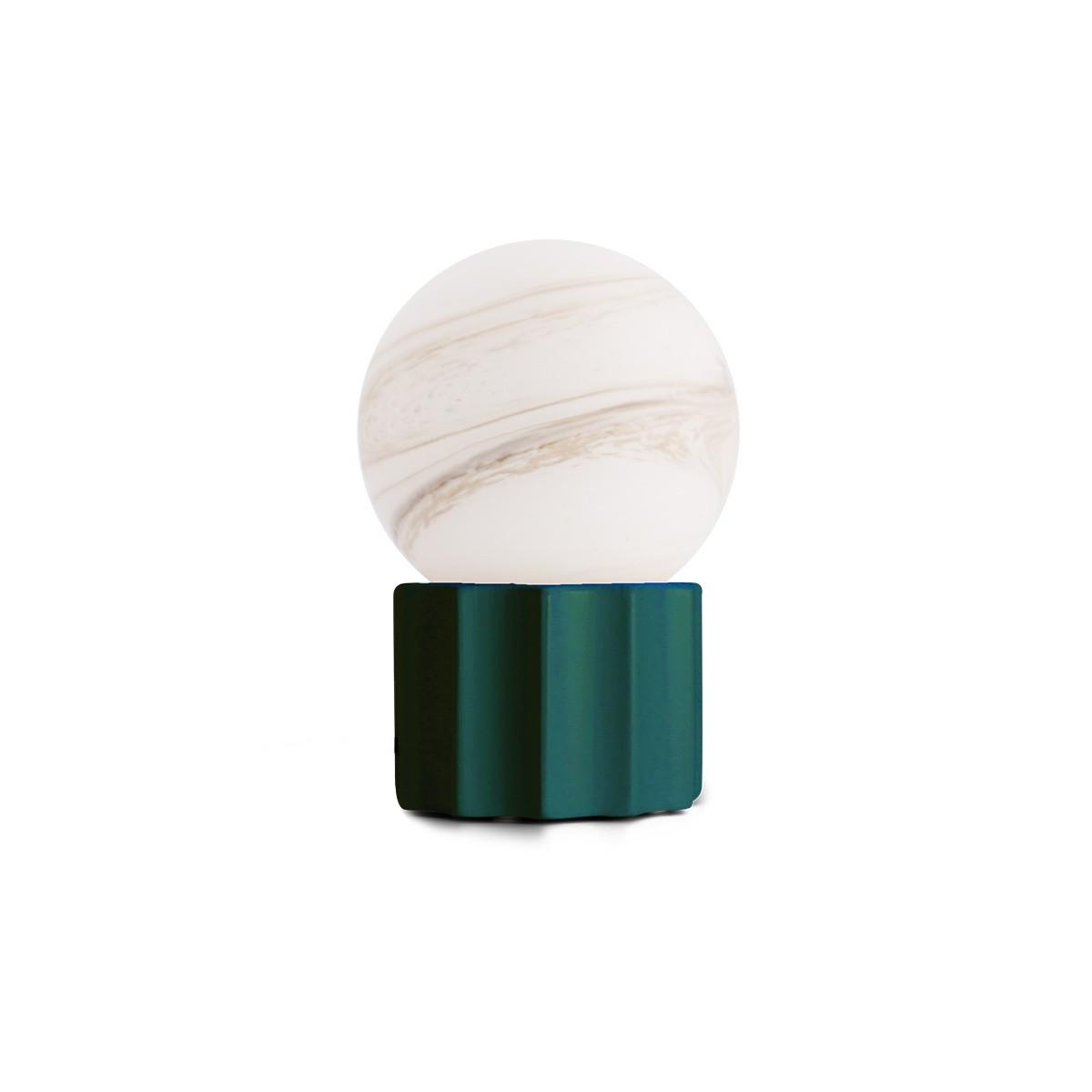 Piccola Table Lamp, Green
