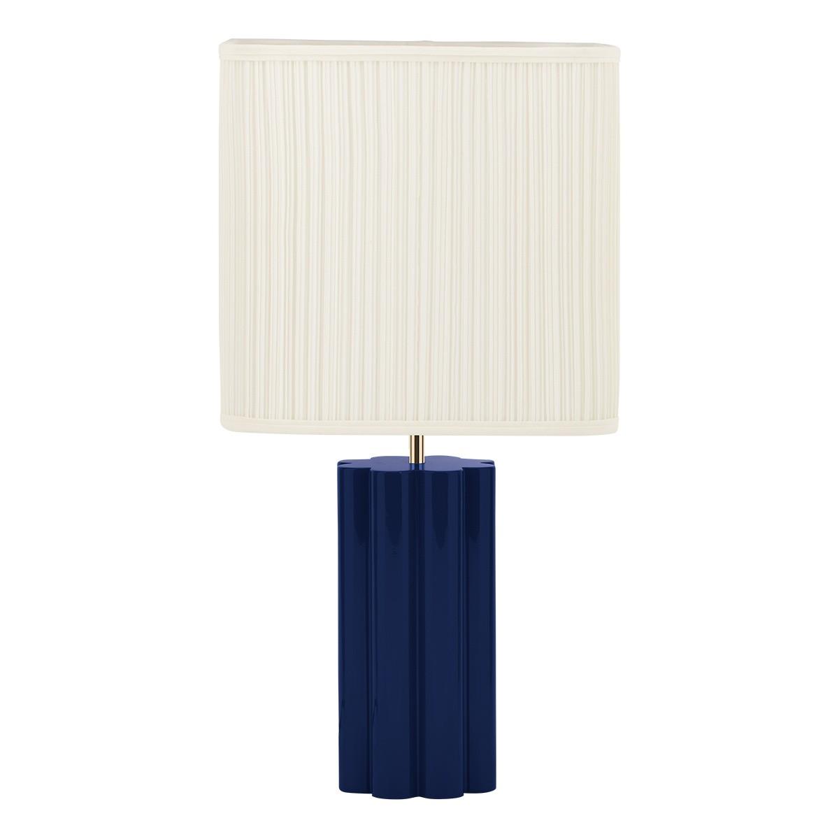 Gioia Table Lamp, Blue