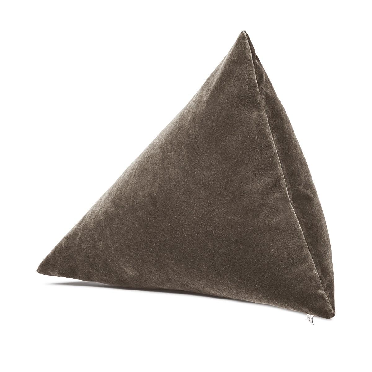 Divino Cushion, Grey Velvet