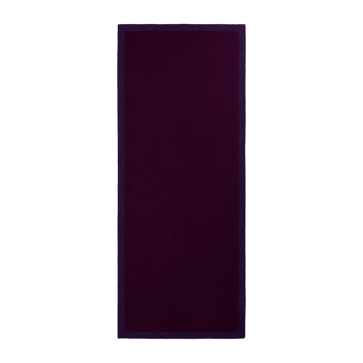 Luna Purple Hallway Runner