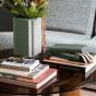 Paris-Milano Green Vase - Cristina Celestino for The Socialite Family