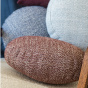 Red Speckled Ciccio Cushion
