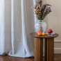 Blue-Grey Ombra Curtain