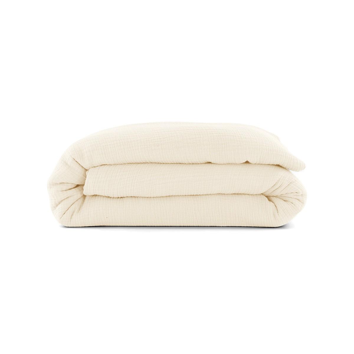 Como Duvet Cover Cream White