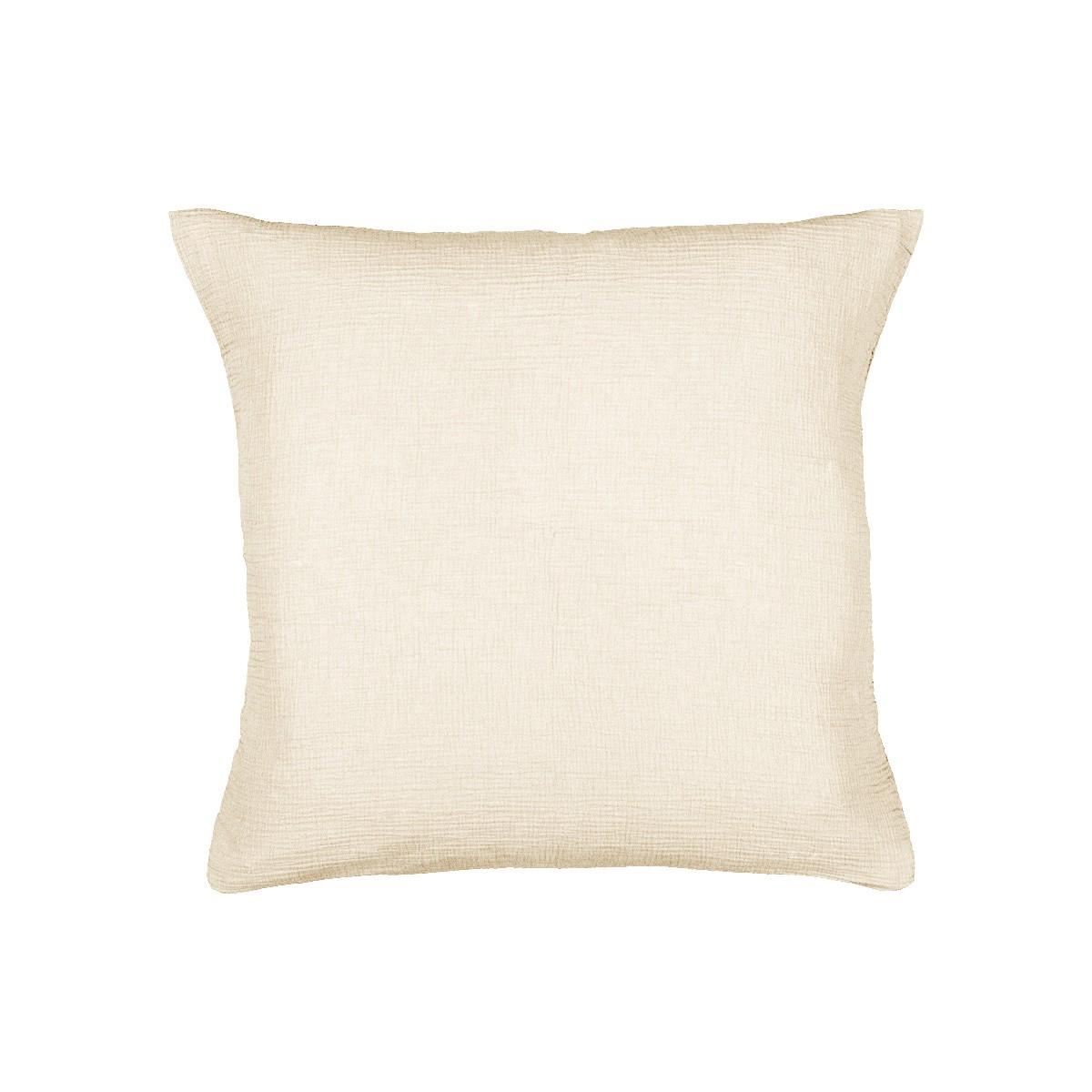 Como Pillowcase Cream White