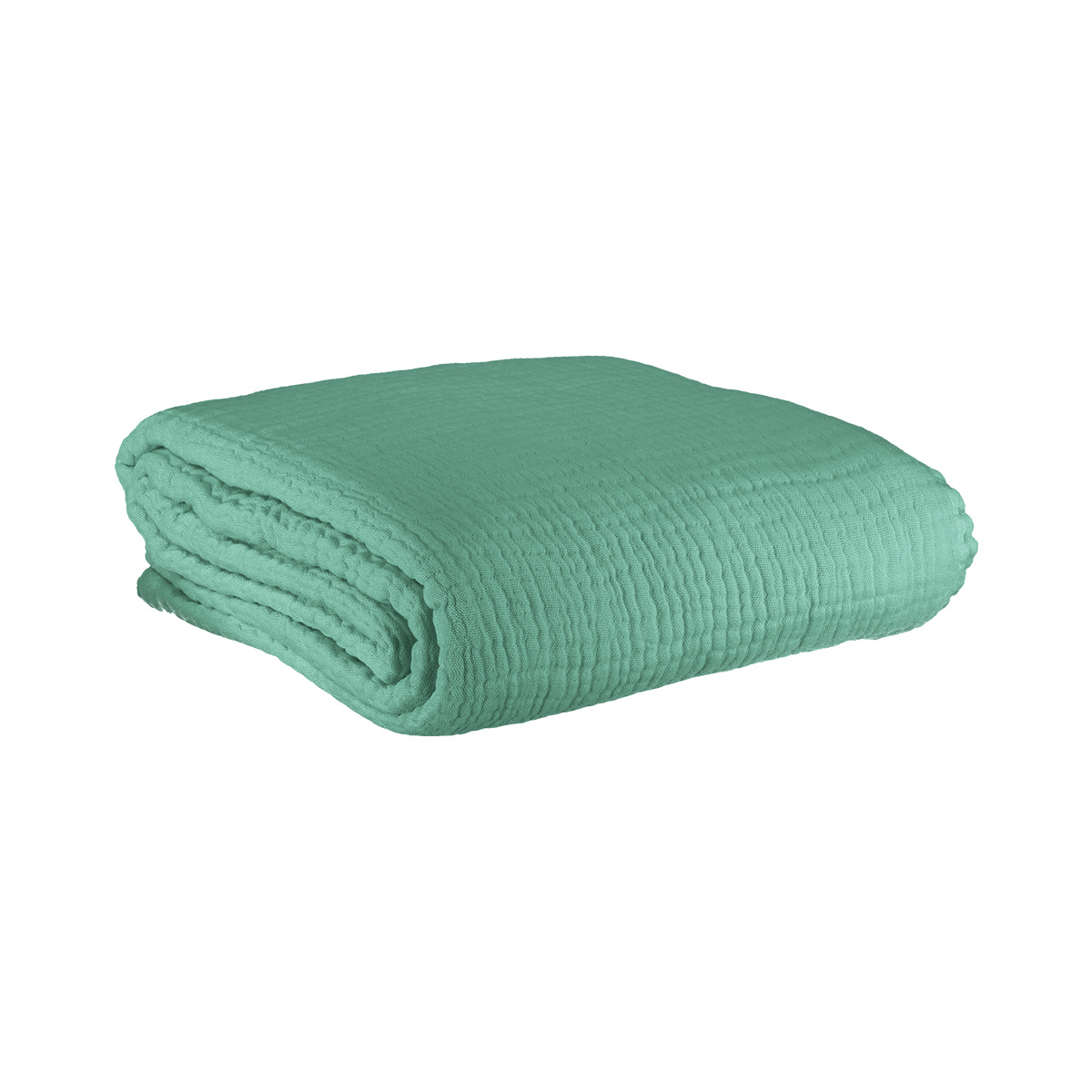 Copertina Throw, Almond Green