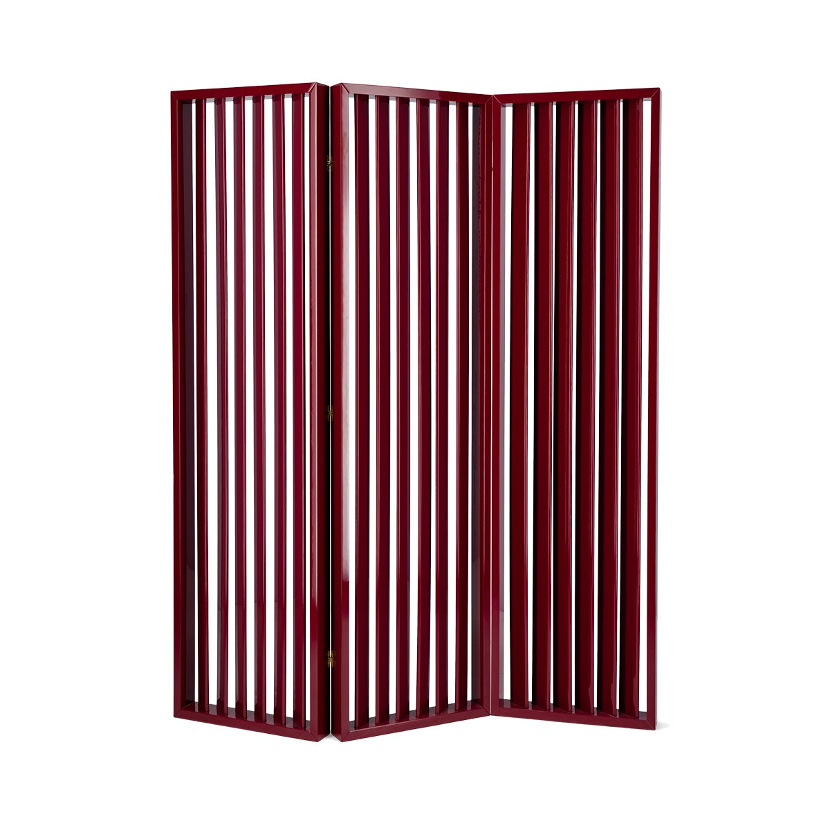 Occhio Burgundy Lacquered Room Divider
