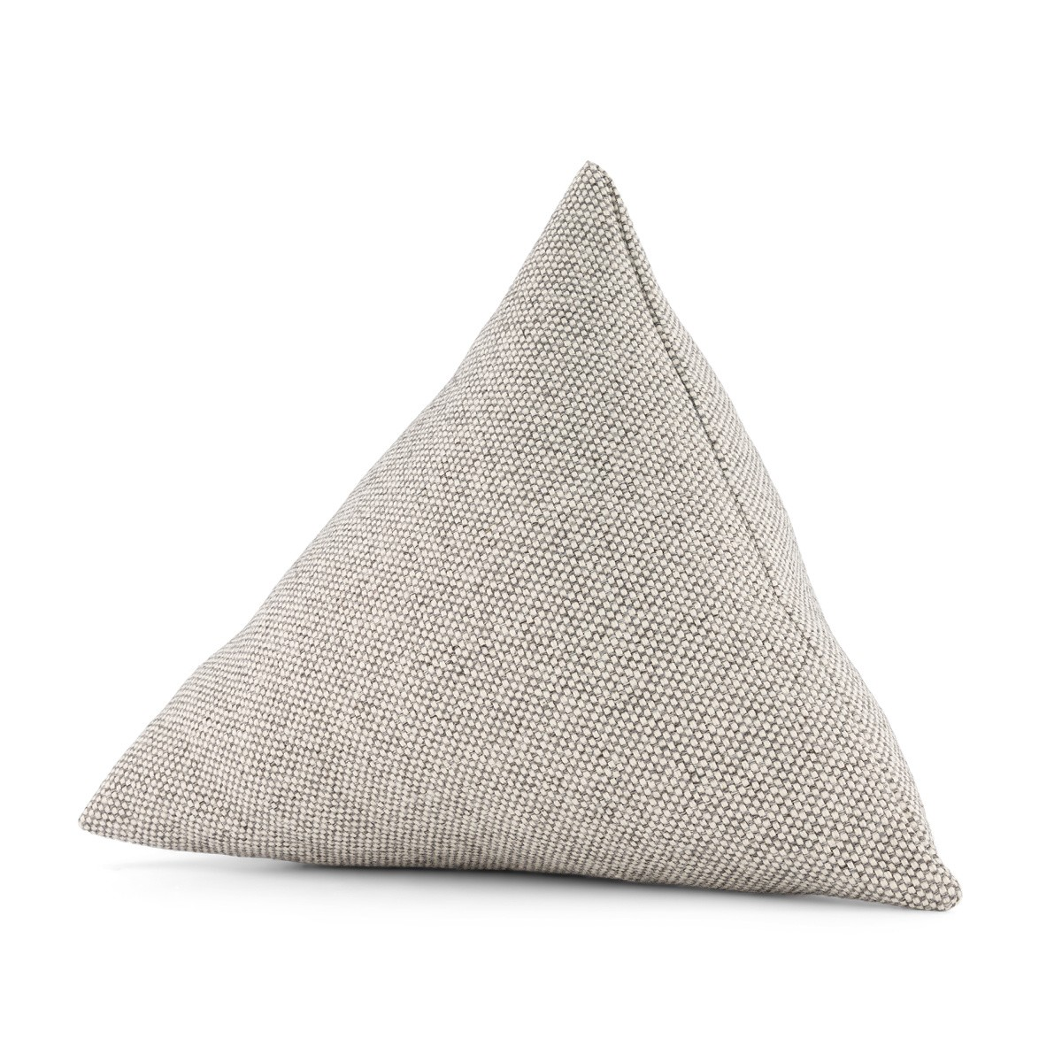 Divino Cushion, Mottled Grey