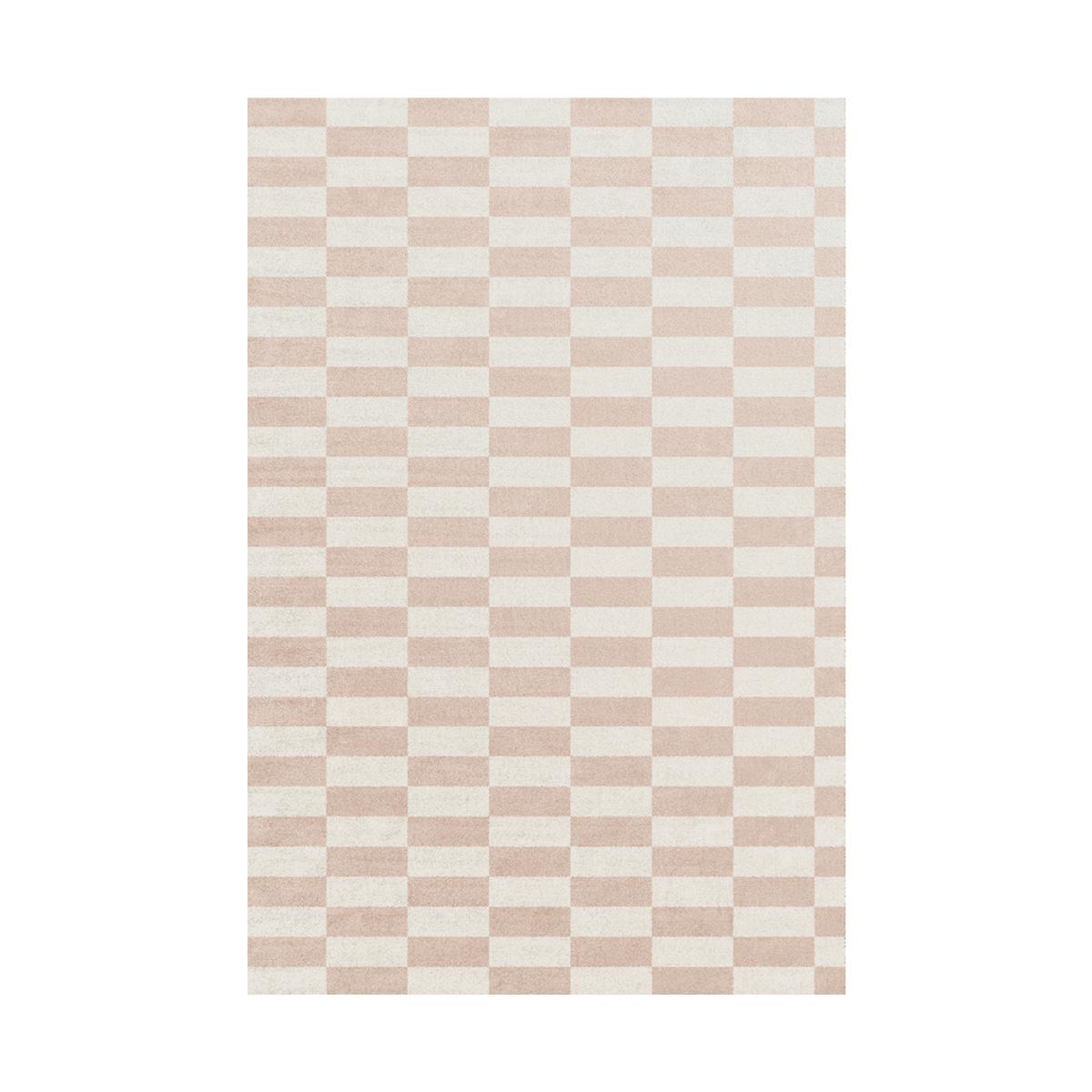 Firenze Rug, Checkerboard Pattern