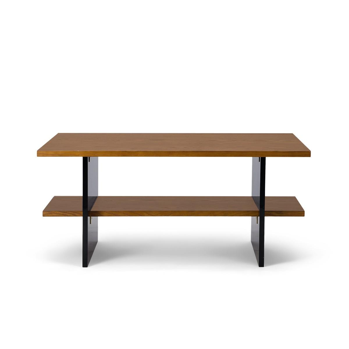 Orso Coffee Table in Iroko Wood Finish