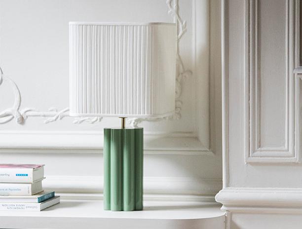 Notre iconique lampe Gioia