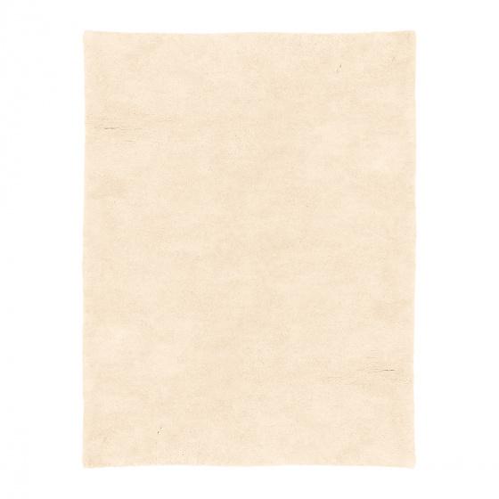 Tapis Velluto blanc cassé 200 x 300