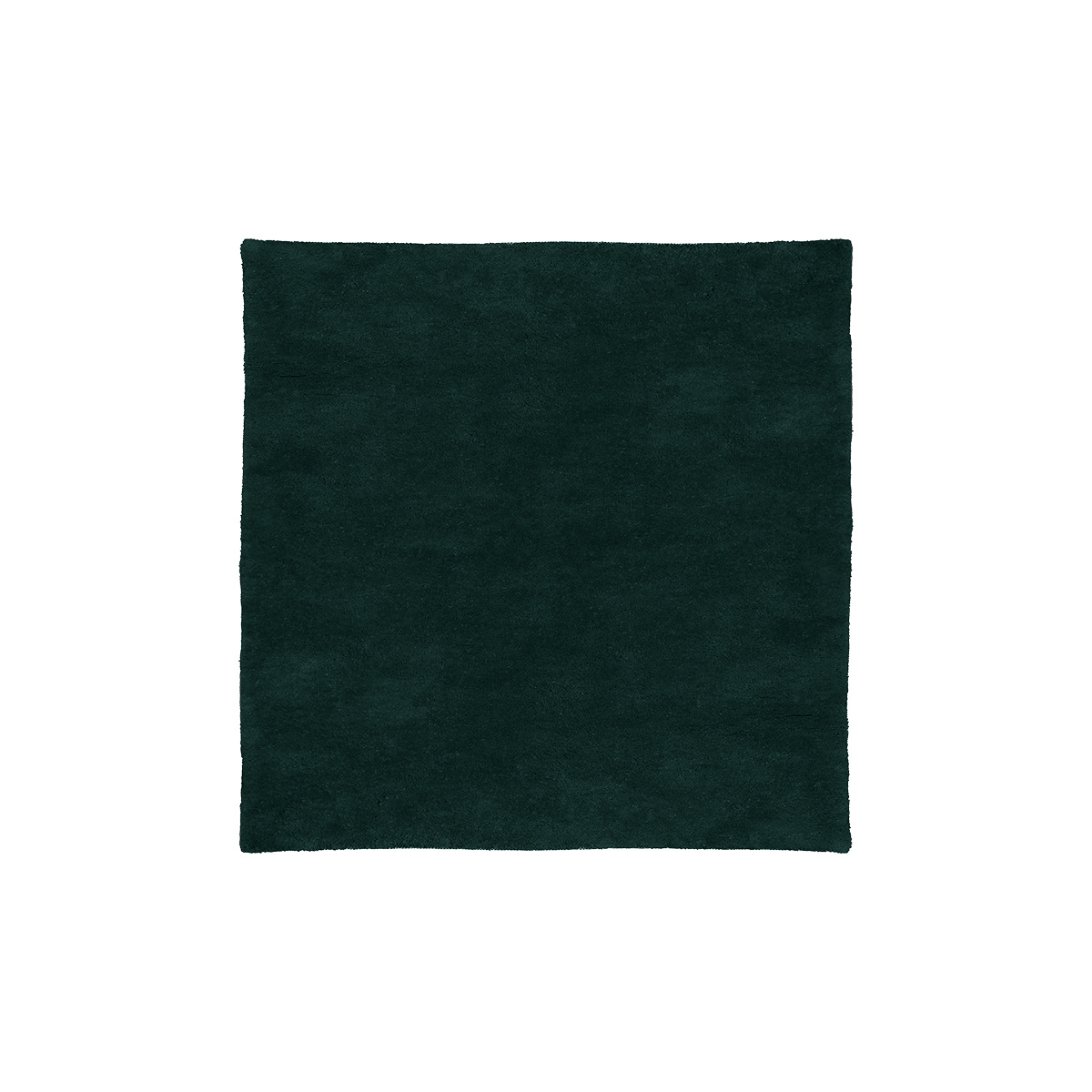 Tapis Velluto vert 200 x 200
