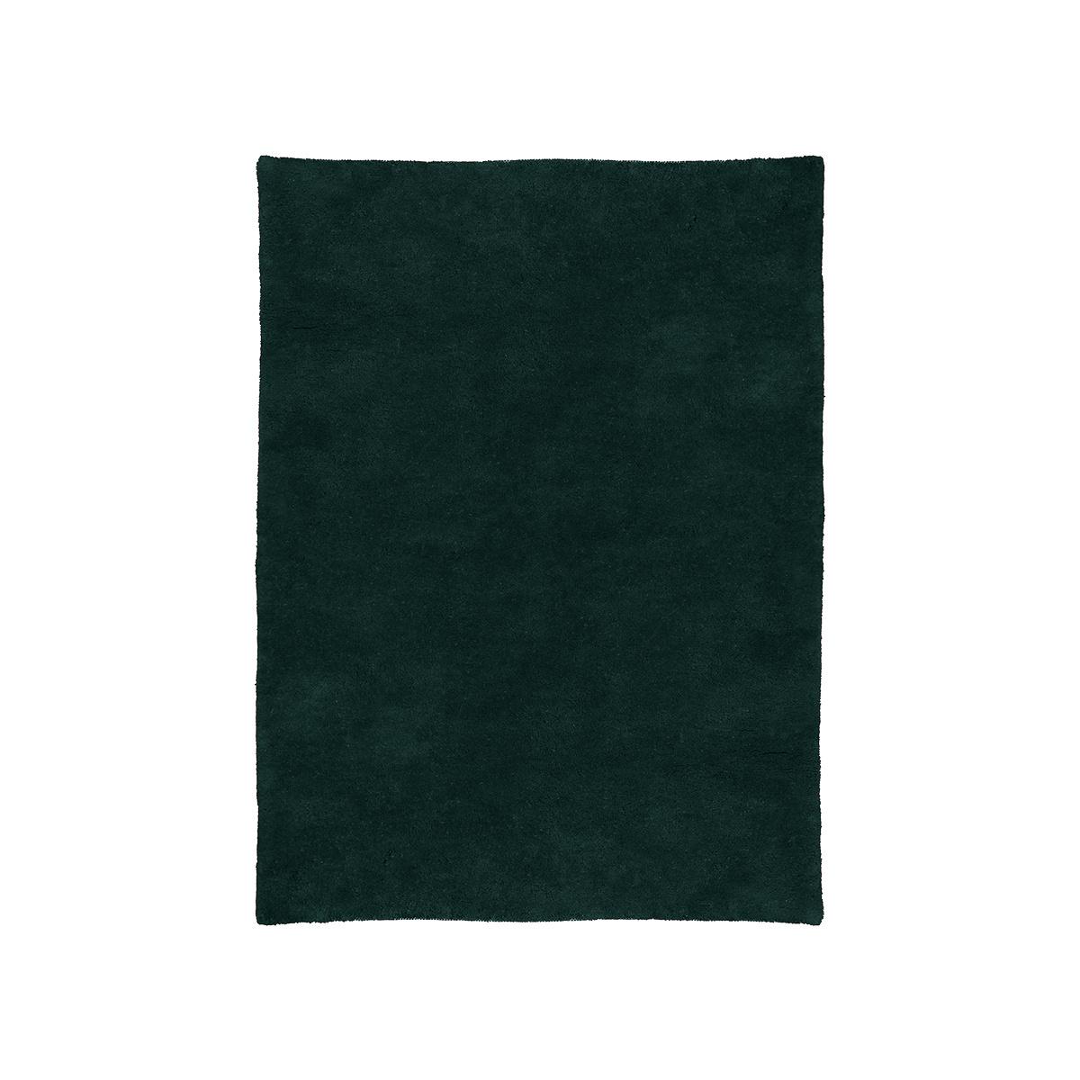 Tapis Velluto vert 150 x 200