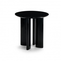 Table d'appoint Carlotta noire