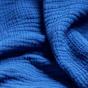 Plaid Copertina bleu klein L