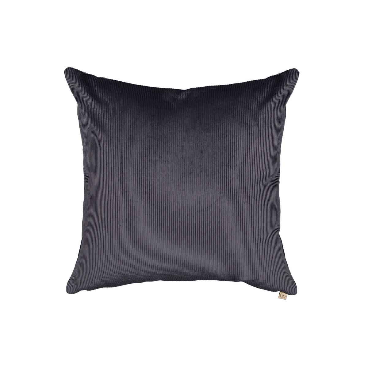 Gris Velours Star coussins MAISON//Jardin//Nursery Decor en velours 55 cm
