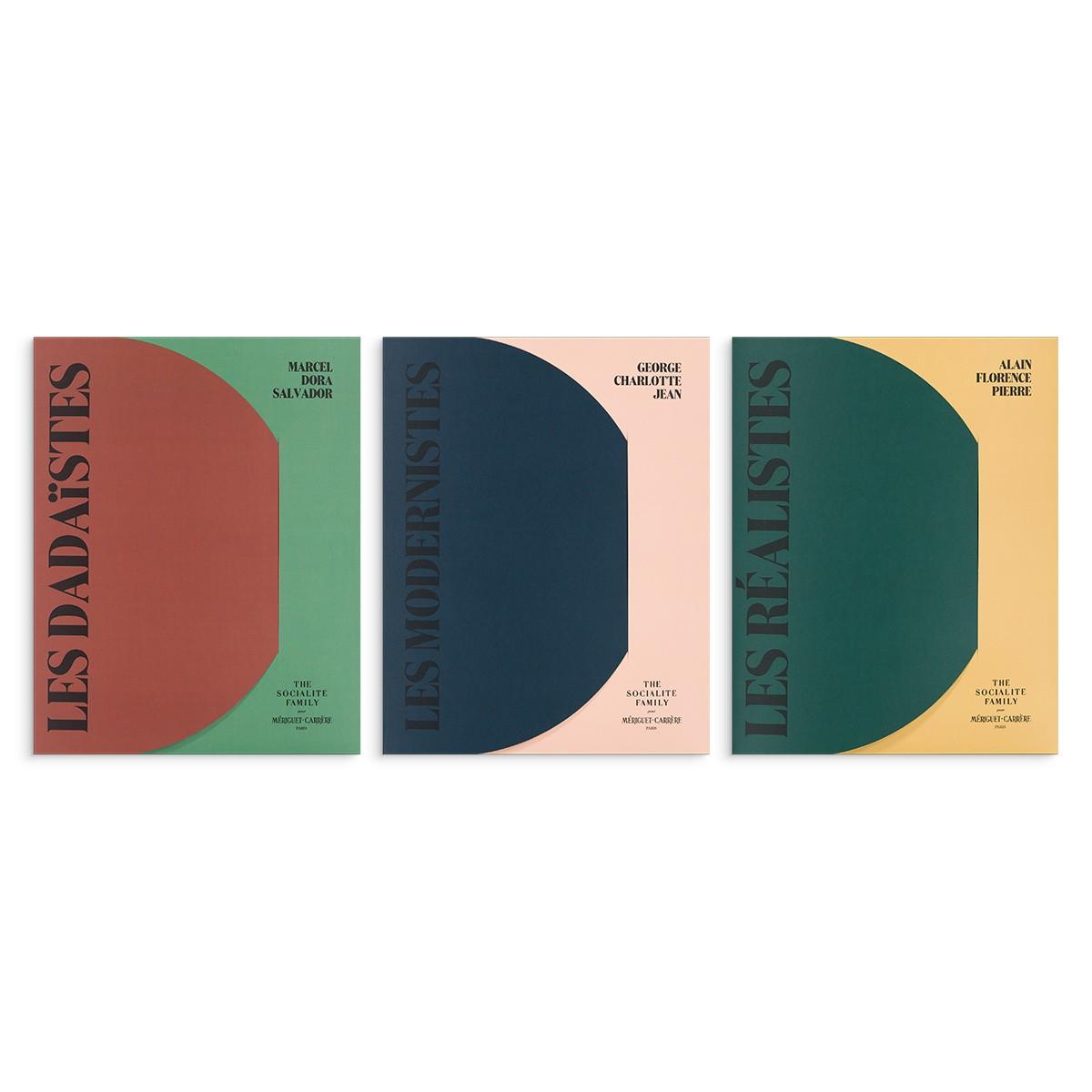 Nuancier gamme intégrale - 9 couleurs