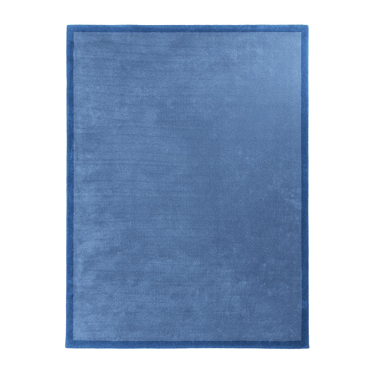 Tapis Luna bleu